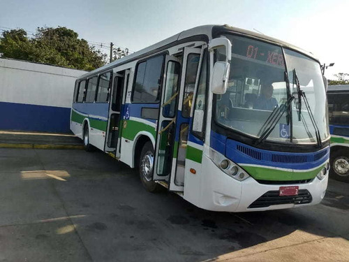 Imagem 1 de 12 de Ônibus Micrão 2010/11 Mpolo Midi Mb Of 1418 39l R$ 75