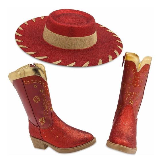 Disfraz Botas Y Sombrero De Jessie La Vaquerita Disney Store