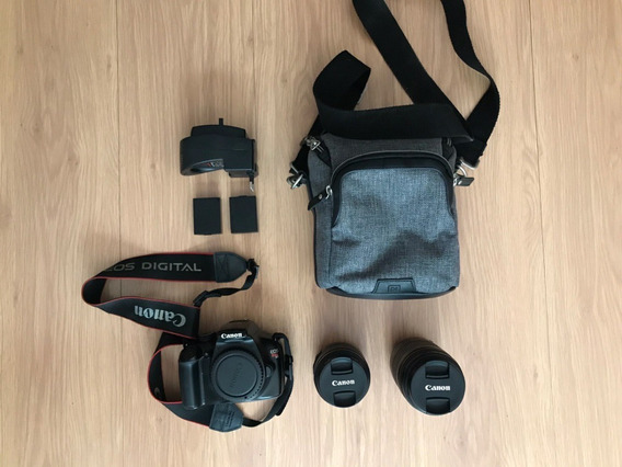 Câmera Digital Canon Rebel T 3 Eos 1100 D