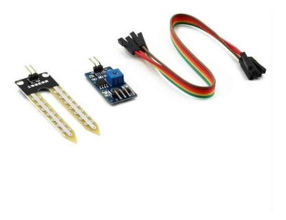 Sensor De Umidade Solo P/ Arduino Pic Arm