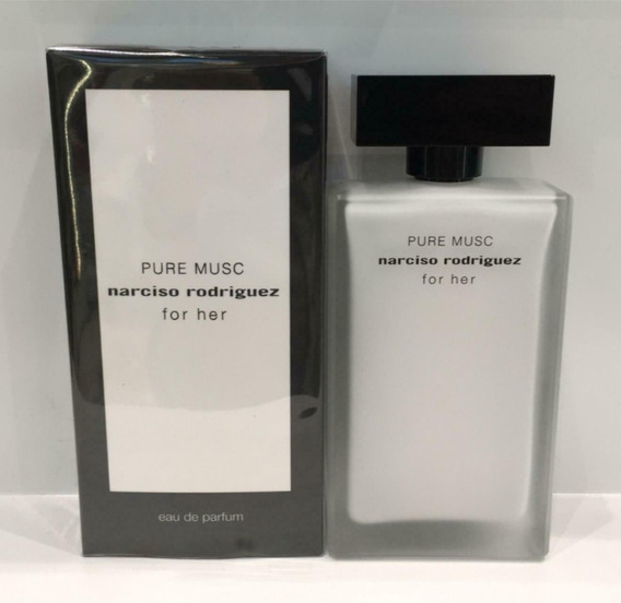 Narciso Rodriguez Pure Musc For Her Eau De Parfum 100ml