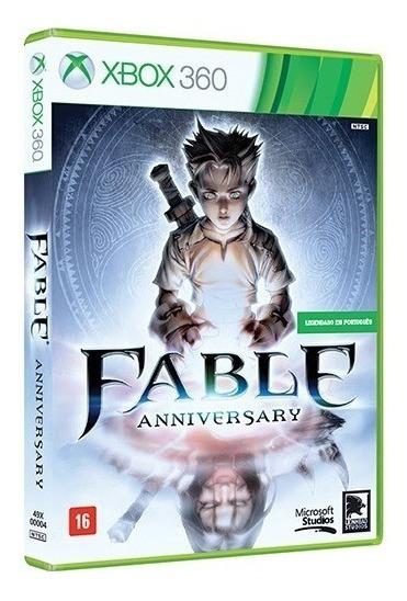 Fable Anniversary - Xbox 360 - Mídia Física