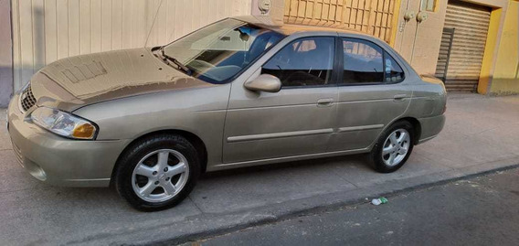Nissan Sentra Gxe L2 Aa Ee Abs Qc At 2002
