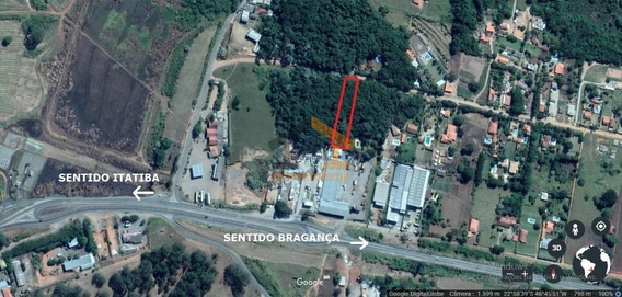 Terreno Residencial À Venda No Residencial Moenda, Itatiba/sp - Te0855