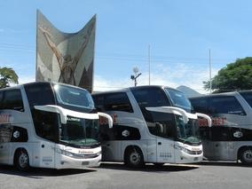 Bus Buses Pullman Marcopolo Autobus De Dos Pisos 2013 Y 2012