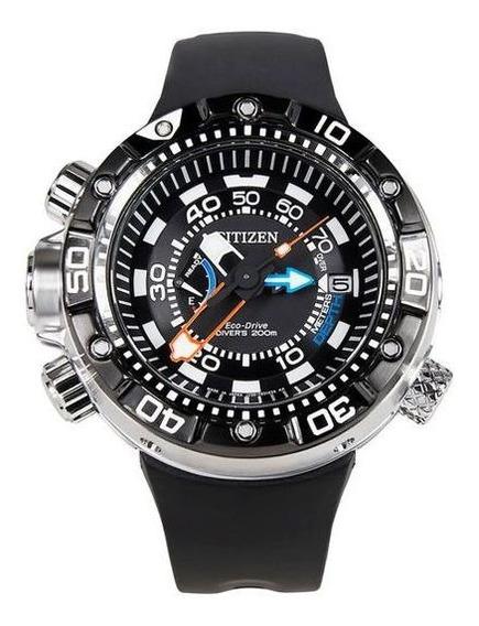 Relógio Citizen Aqualand Masculino Bn2024-05e/tz30633n