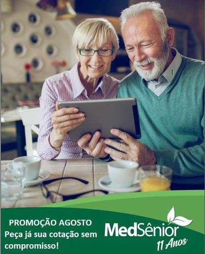 Imagem 1 de 4 de Promoção Plano De Saúde Medsênior