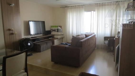 Apartamento Para Venda Em São Paulo, Santa Cecília, 1 Dormitório, 1 Suíte, 2 Banheiros, 1 Vaga - 143