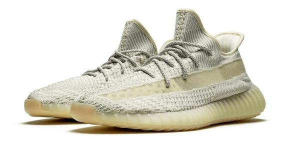 Tenis adidas Yeezy 350 V2 Lundmark Boost Kanye Off White