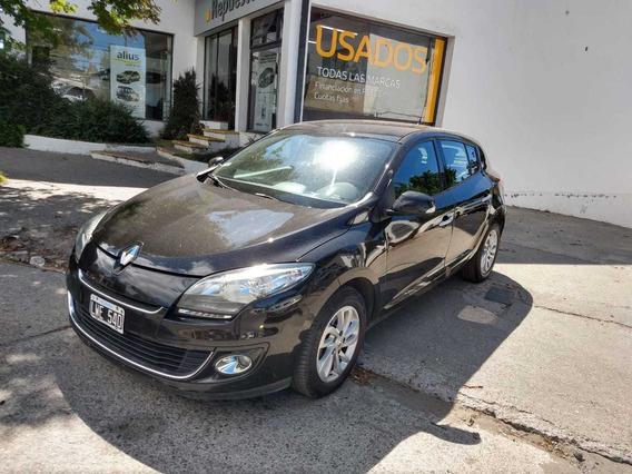 Renault Megane Iii 2.0 Luxe 2012 Negro