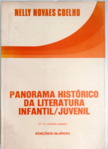 Panorama Histórico Da Literatura Infato / Juvenil