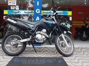 Yamaha Xtz 250cc Lander 2008 Preta Impecável