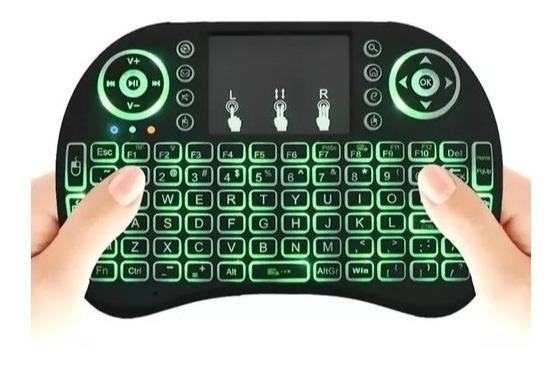 Mini Teclado Inalambrico Bluetooth Portátil Tv Pc Keyboard