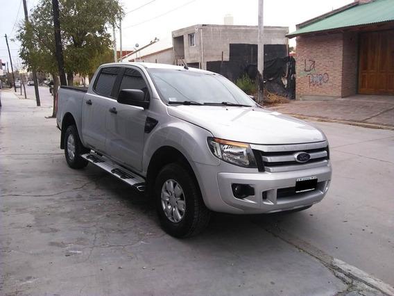 Ford Ranger Dc 4x2 Xls 3.2l D Mt 2013