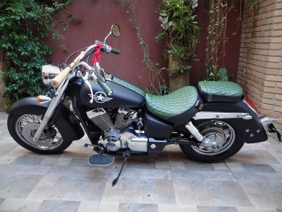 Shadow 750 Honda - Preta 56 Mil Km (2006)