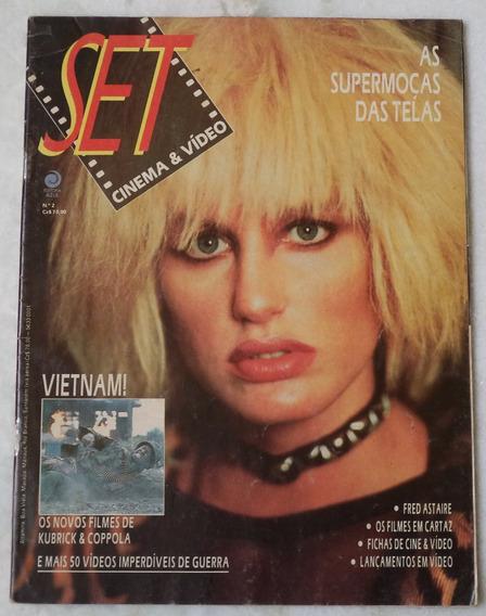 Revista Set Cinema E Vídeo Nº 2