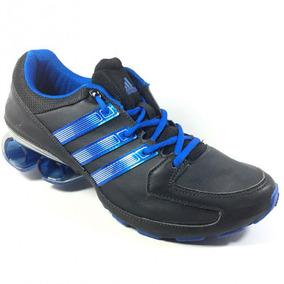 f3174a0da38 Tênis adidas Komet Syn Masculino Preto E Azul - Original