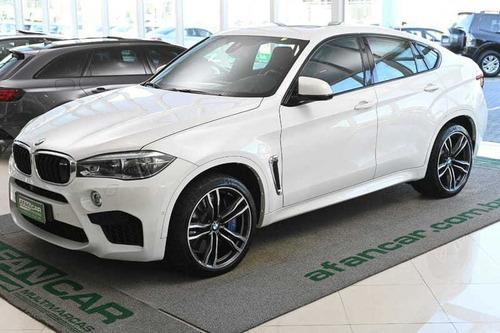 Bmw X6 M 4.4 V8 Bi-turbo Awd C/teto Aut/2018