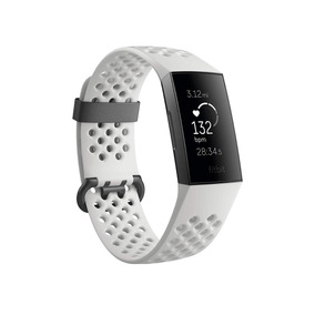 Fitbit Charge 3 White - Pulseiras P / G Incluída