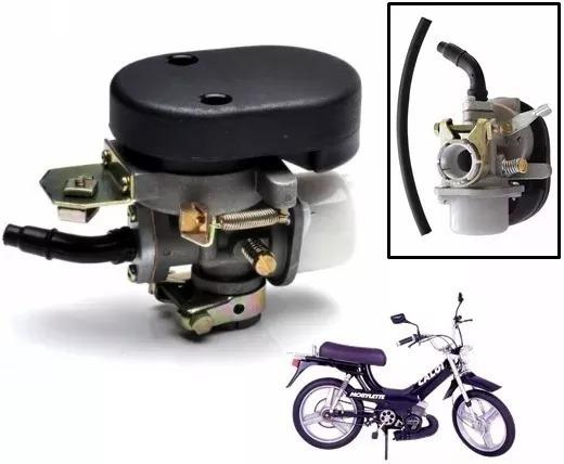 Carburador Mobylete Mobilete E Bikeleti Mobi 50cc 60cc 75cc