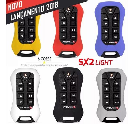 Controle Longa Distância Stetsom Sx2 Light Pioneer Promo