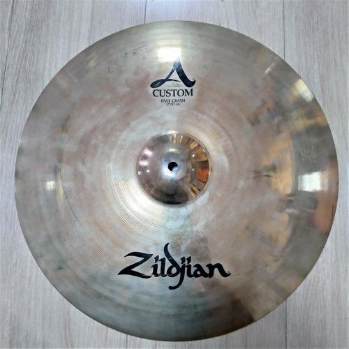 Prato Ataque Zildjian 17 A Custom Fast Crash Usado