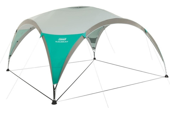 Tenda Gazebo All Day Coleman Estrutural 3,7 X 3,7 Metros