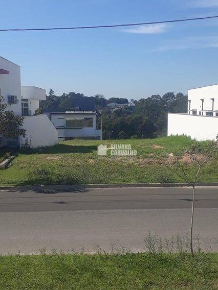 Terreno À Venda No Condomínio Central Parque Em Salto - Te3658