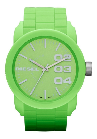 Relogio Diesel Franchise Dz1570 Verde