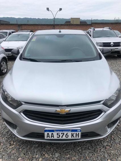 Chevrolet Ónix 1.4 Lt 2016 Gnc