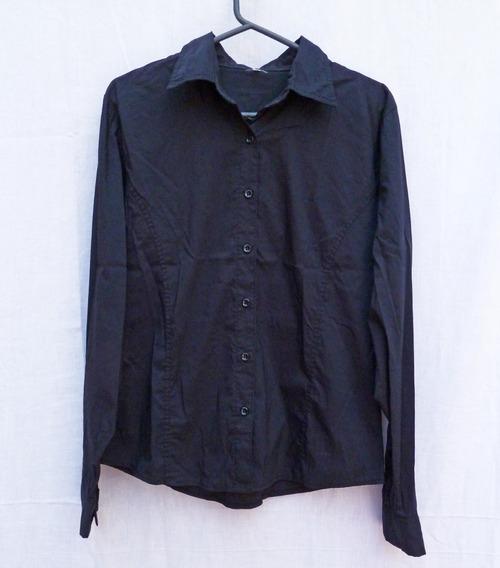Camisa Negra De Mujer