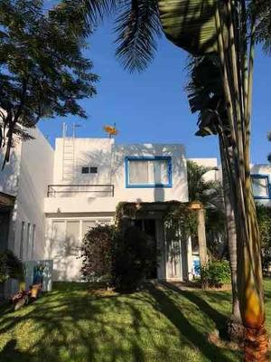 Renta De Casa En Rincón Del Cielo, A 5 Min. De Las Playas De Nuevo Vallarta