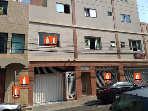 Imagem 1 de 9 de Apartamento Com 2 Dormitórios Para Alugar, 62 M² Por R$ 980,00/mês - Centro - Ponta Grossa/pr - Ap0845