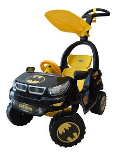 Montable Carrito Push Car Adventure Batman