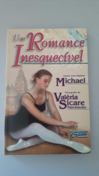 Livro Um Romance Inesquecível-top-usado-promoção-perfeito