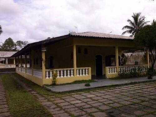 Chácara No Litoral Com 2400 M², Em Itanhaém/sp 1563-pc