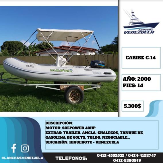 Dingui Caribe C-14 Lv506