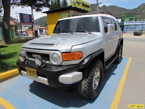 Imagen 1 de 15 de Toyota Fj Crusier