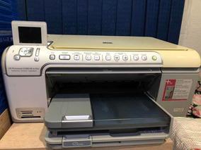 Impressora Hp Photosmart C5280 - All In One - Conservada