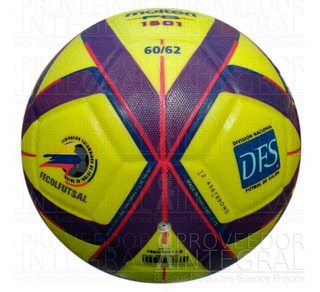 Balón Microfutbol Molten Laminado Cubierta Pvc Original
