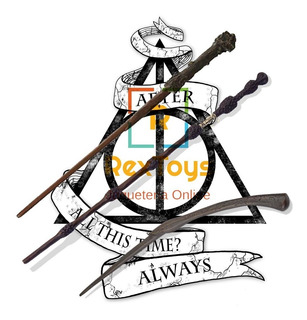 Varitas Harry Potter Ollivander De Madera