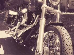 Harley Davidson Dyna Glider Custom