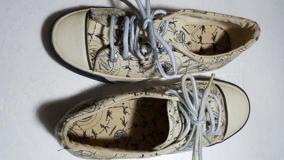 Zapatillas Topper N° 37 - Mujer - Poco Uso - Mejor Precio.