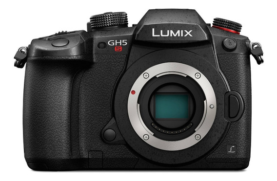 Camera Panasonic Lumix Dc-gh5s Pronta Entrega Sp