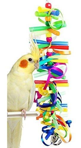 Bonka Pajaro Juguetes 1917 Fiesta Bird Toy Loro Jaula Artes