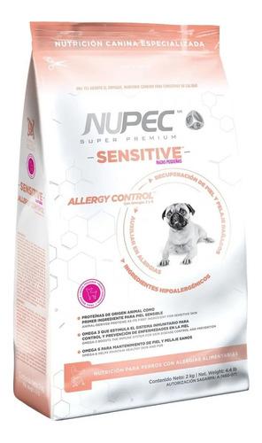 Imagen 1 de 1 de Alimento Nupec Sensitive Rp 8kg