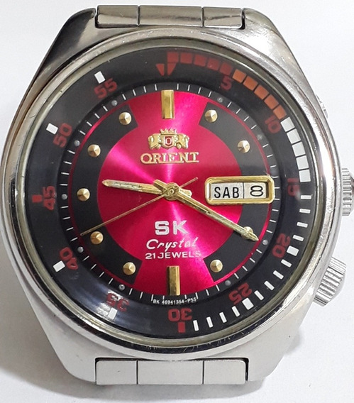 Orient Três Chaves Sk Sea King Rei Dos Mares