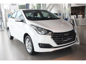 Hyundai Hb20 Sedan Conf.plus 1.0 8v Flex 0km17/18 Sem Placas