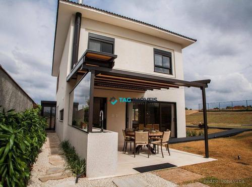 Imagem 1 de 12 de Casa Com 3 Dormitórios À Venda, 200 M² Por R$ 1.580.000,00 - Sousas - Campinas/sp - Ca0858