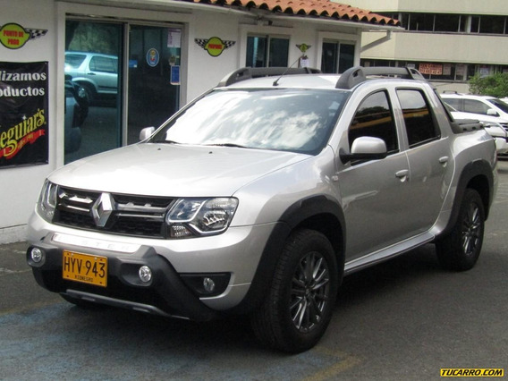 Renault Duster Oroch At 2000 4x2
